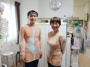 吉田淳香先生と齊藤院長