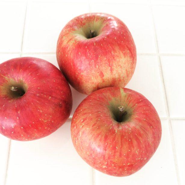 山形のリンゴ