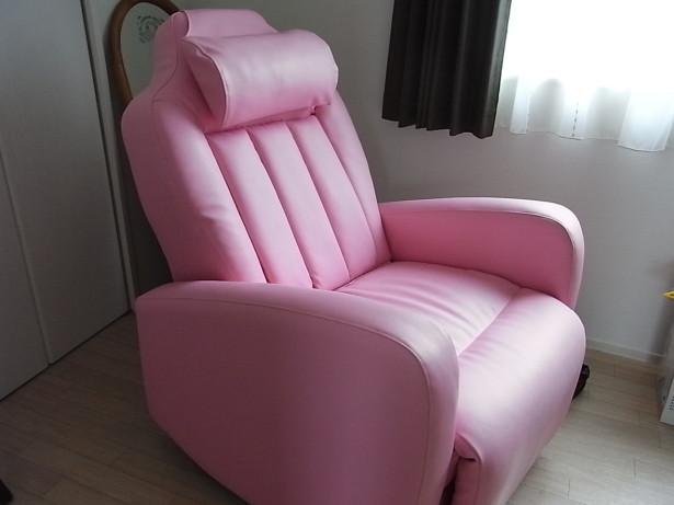 ピンクのリフレチェア