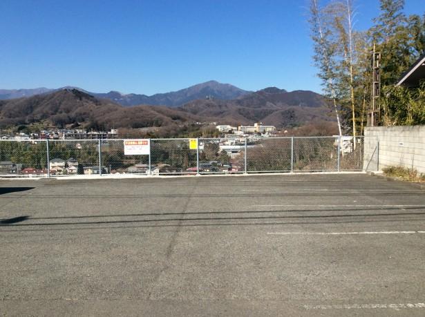 笹尾内科駐車場